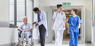 Hospital aged care