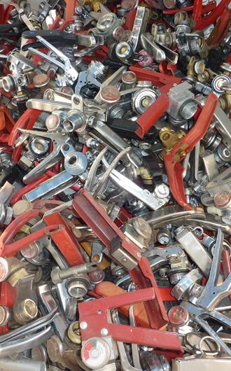 Scrap Fire extinguishers