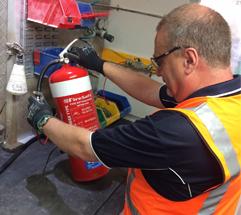 Extinguisher Servicing