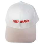 Chief Warden Cap