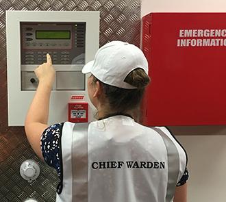 Chief Warden